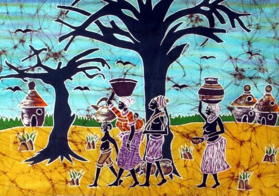 tableau-africain