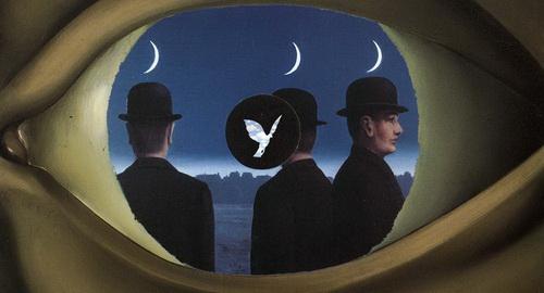 Activité artistique pour enfant sur le thème de René Magritte