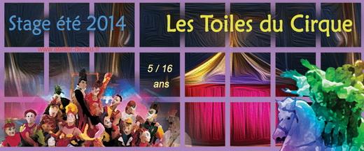 La semaine du cirque à l'atelier de Lou