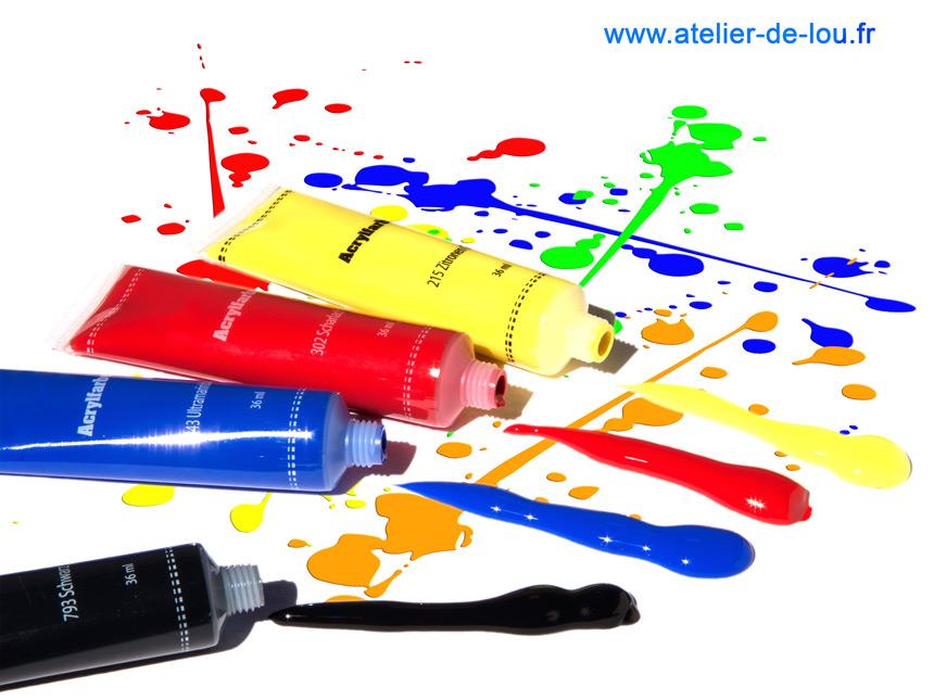 Le choix des couleur est essentiel à la réussite d'un tableau