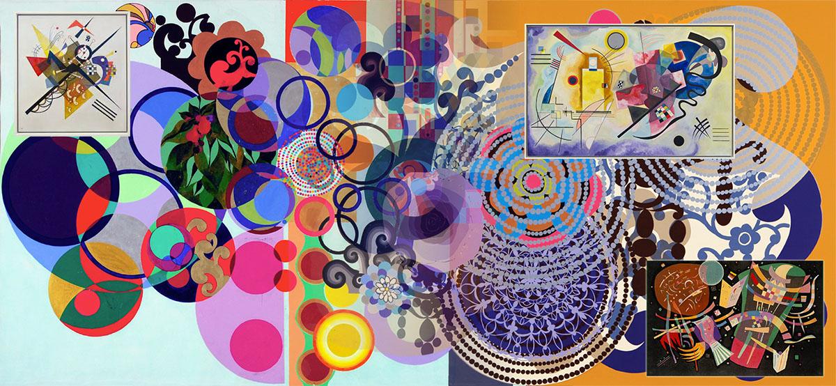 atelier créatif pour enfant adolescents avec une artiste