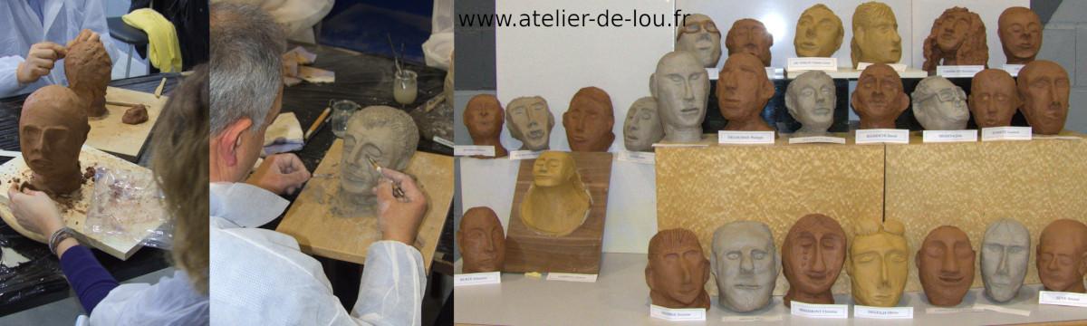team building sculpture à Reims