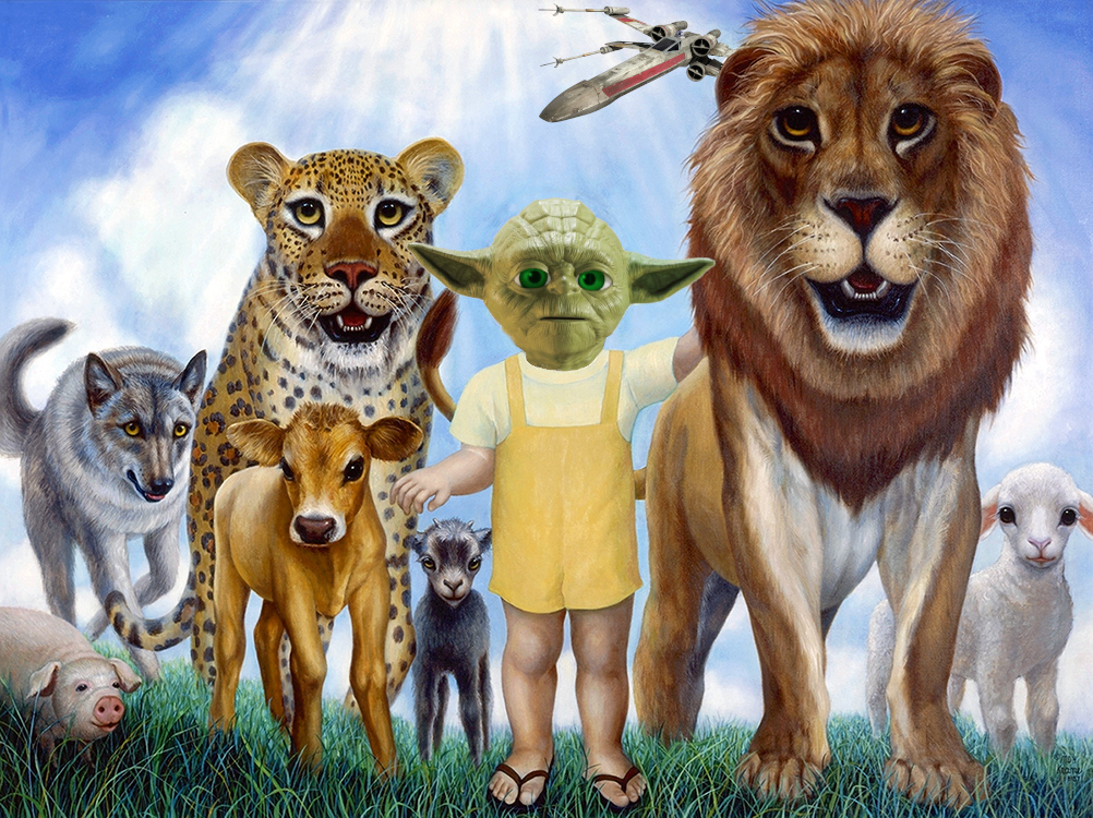Art, Star Wars et Margaret Keane