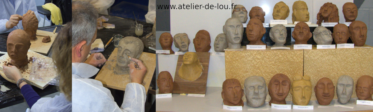 teambuilding sculpture à Reims