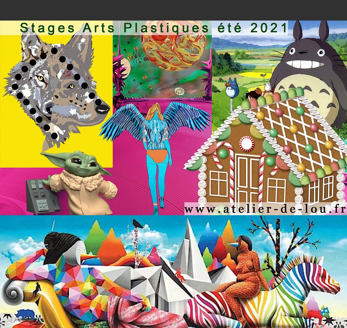 Activités et stages enfants ados ete 2021 à Reims