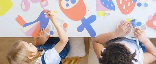 dessin peinture enfants à Reims